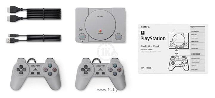 Фотографии Sony PlayStation Classic