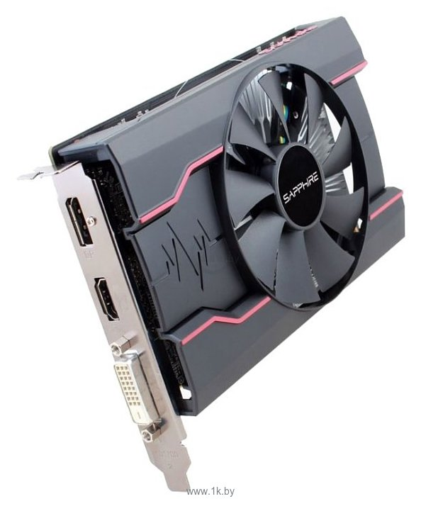 Фотографии Sapphire Pulse Radeon RX 550 2048MB (11268-21-20G)