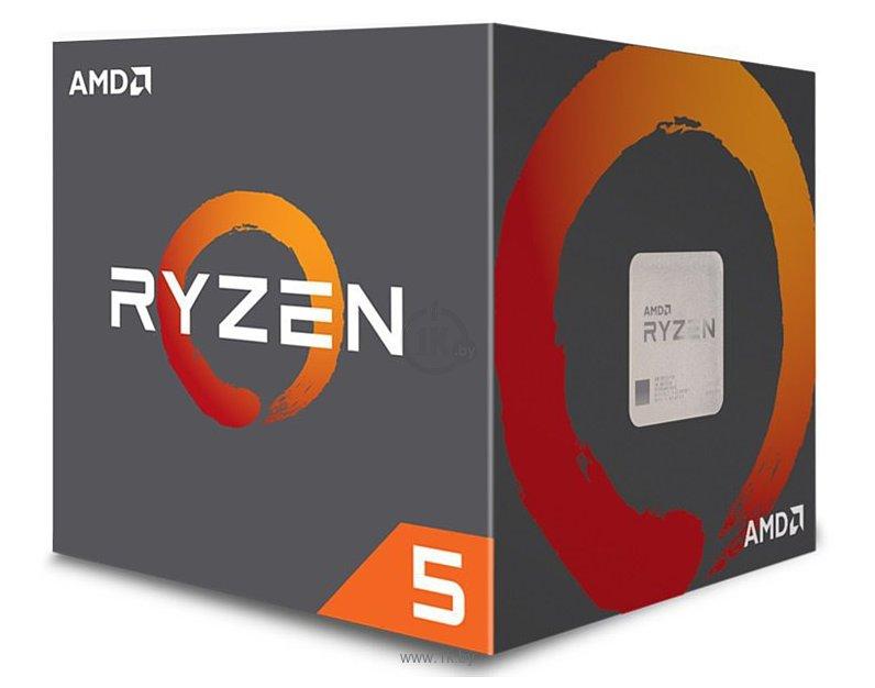 Фотографии AMD Ryzen 5 1400 Summit Ridge (AM4, L3 8192Kb)