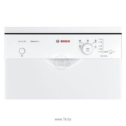 Фотографии Bosch Serie 2 SPS25CW02R