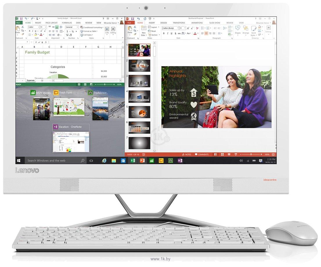 Фотографии Lenovo 300-23ISU (F0BY00M9RK)