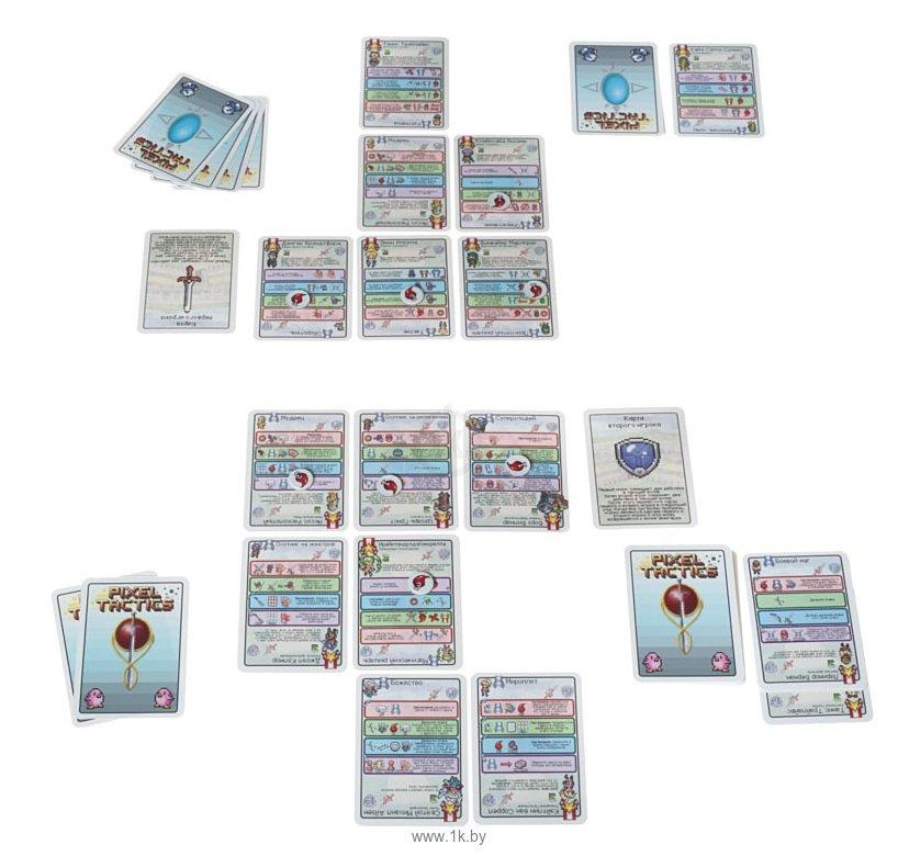 Фотографии GaGa Games Pixel Tactics 2 (Пиксель Тактикс 2) (GG037)