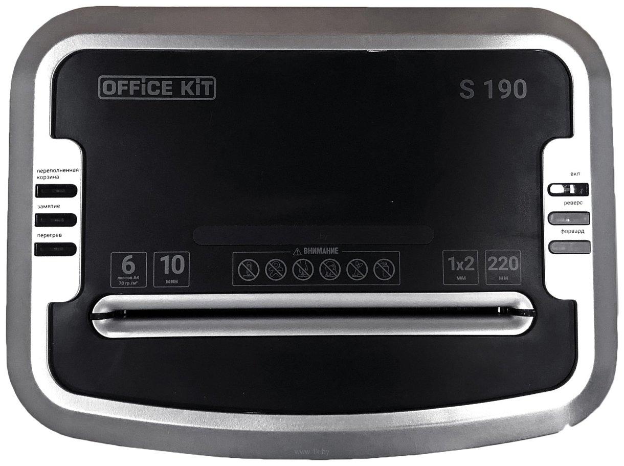 Фотографии Office-Kit S190 (1x2)