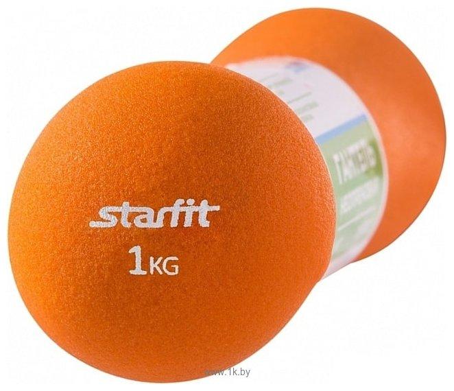Фотографии Starfit DB-202 1 кг (оранжевый)