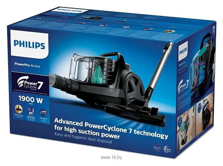 Фотографии Philips FC9569 PowerPro Active
