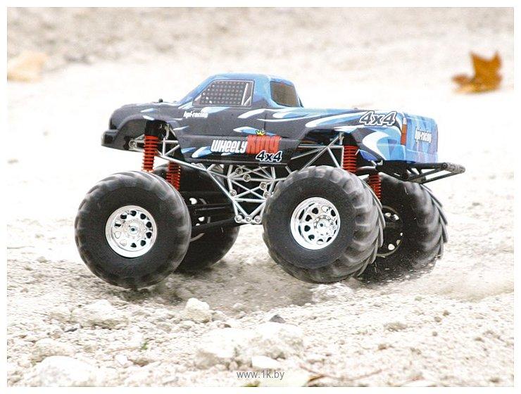 Фотографии HPI Racing Wheely King 4x4 RTR (Bounty Hunter)