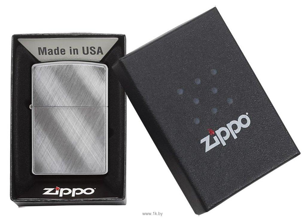 Фотографии Zippo Diagonal Weave (28182-000003)