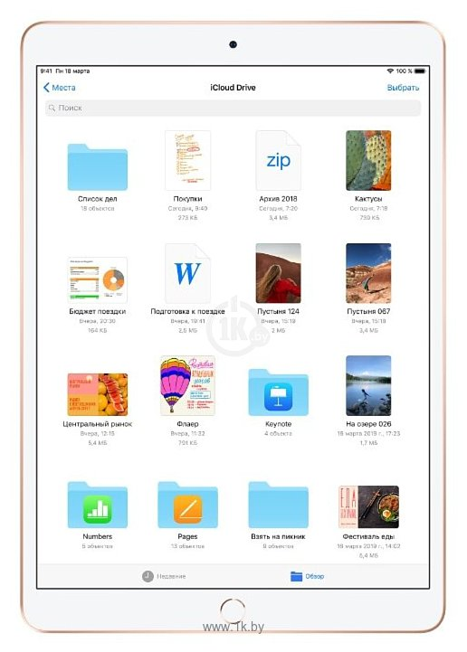 Фотографии Apple iPad Air (2019) 256Gb Wi-Fi