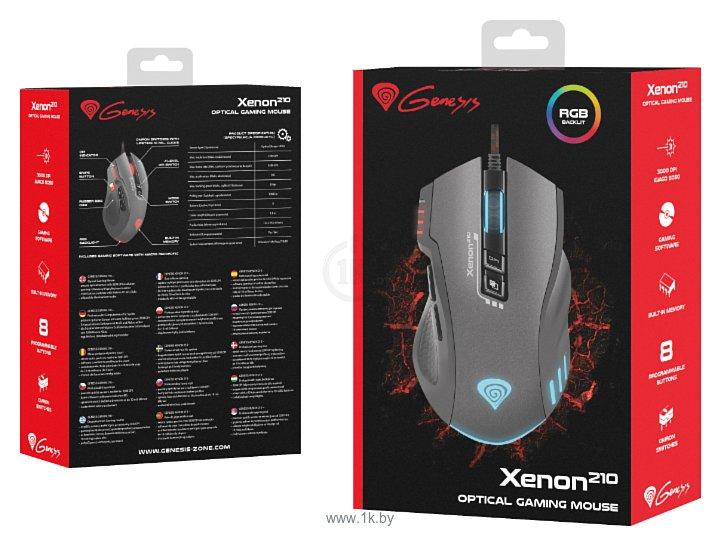 Фотографии Genesis Xenon 210