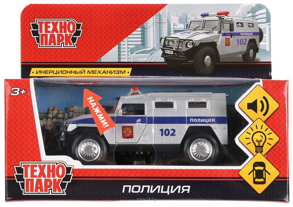 Фотографии Технопарк Бронемашина Полиция FY6178-P-SL