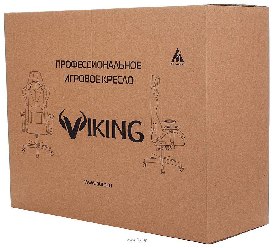 Фотографии Бюрократ VIKING-8/BL+OR (черный/оранжевый)