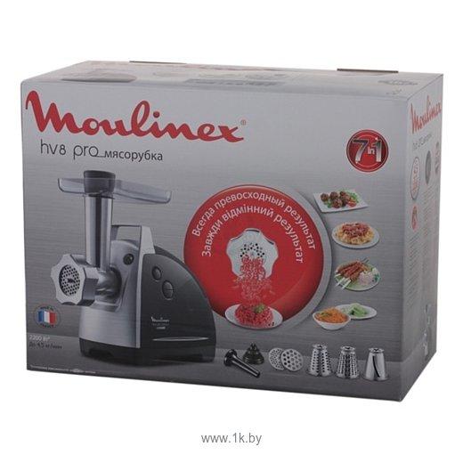 Фотографии Moulinex ME 687832