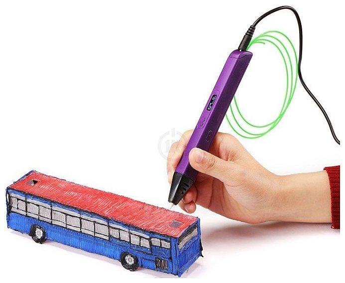 Фотографии Spider Pen Slim (фиолетовый)