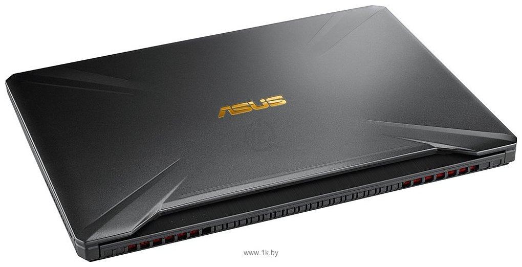 Фотографии ASUS TUF Gaming FX505DD-BQ120