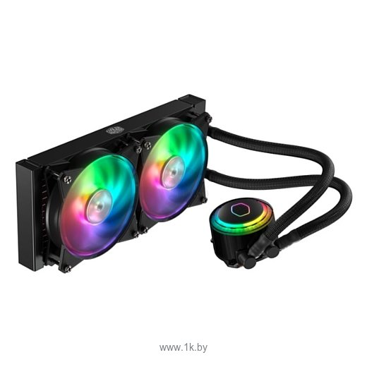 Фотографии Cooler Master MasterLiquid ML240R RGB