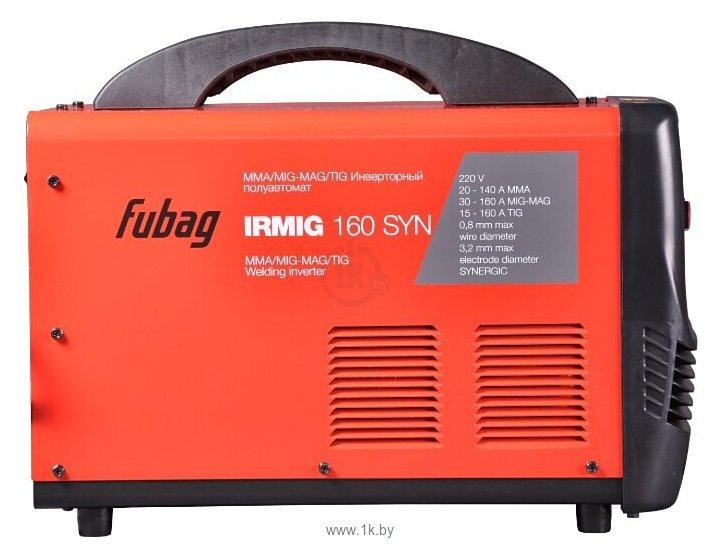 Фотографии Fubag IRMIG 160 SYN