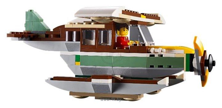 Фотографии LEGO Creator 31093 Плавучий дом