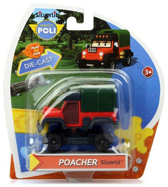 Фотографии Silverlit Robocar Poli Poacher 83357