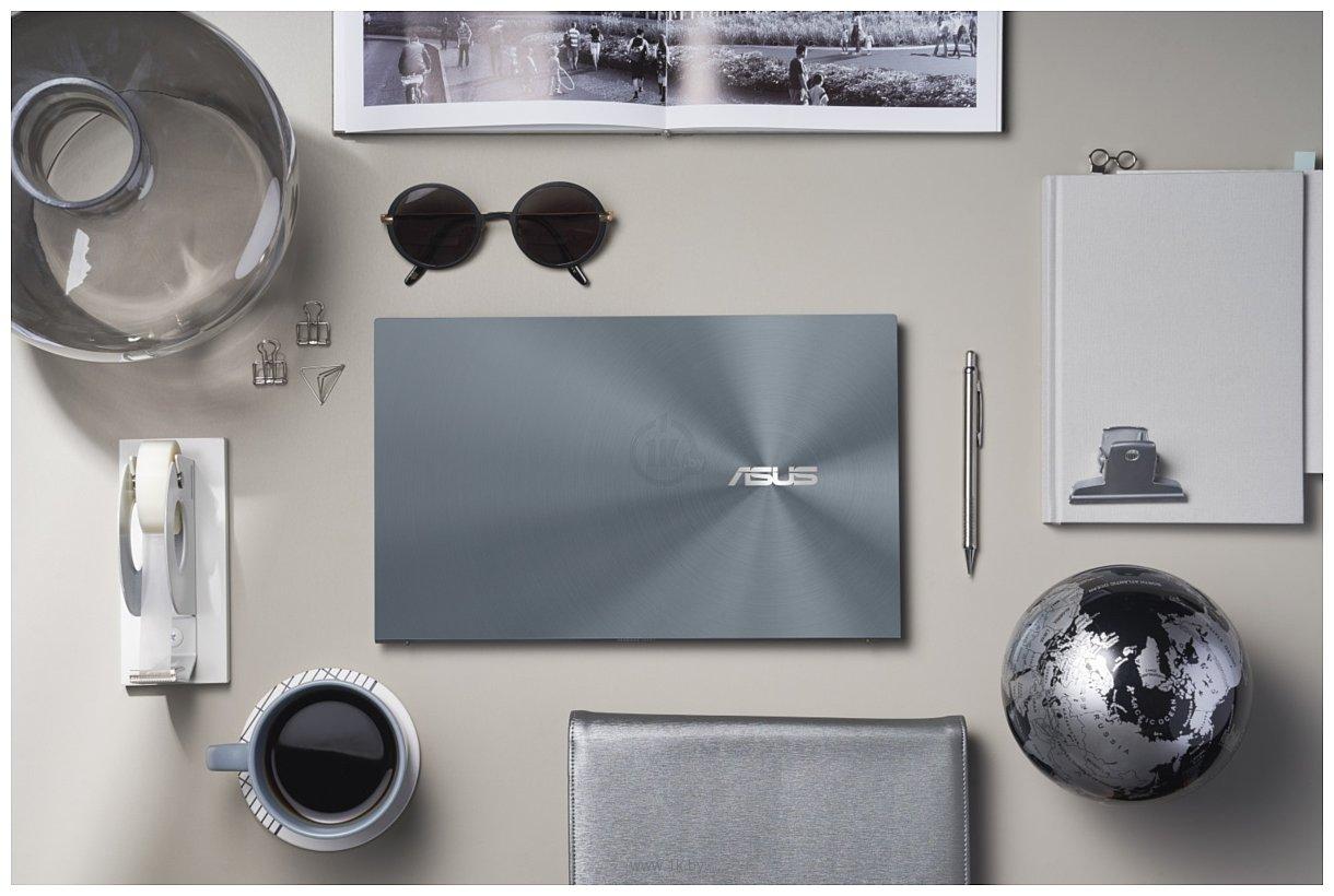 Фотографии ASUS ZenBook 14 UX435EG-A5038T