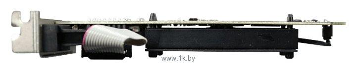 Фотографии GIGABYTE GeForce GT 710 954Mhz PCI-E 2.0 2048Mb 1600Mhz 64 bit DVI HDMI HDCP