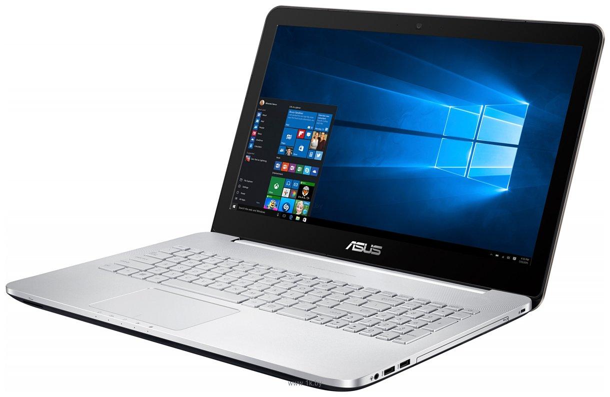 Фотографии ASUS VivoBook Pro N552VX-FY106T