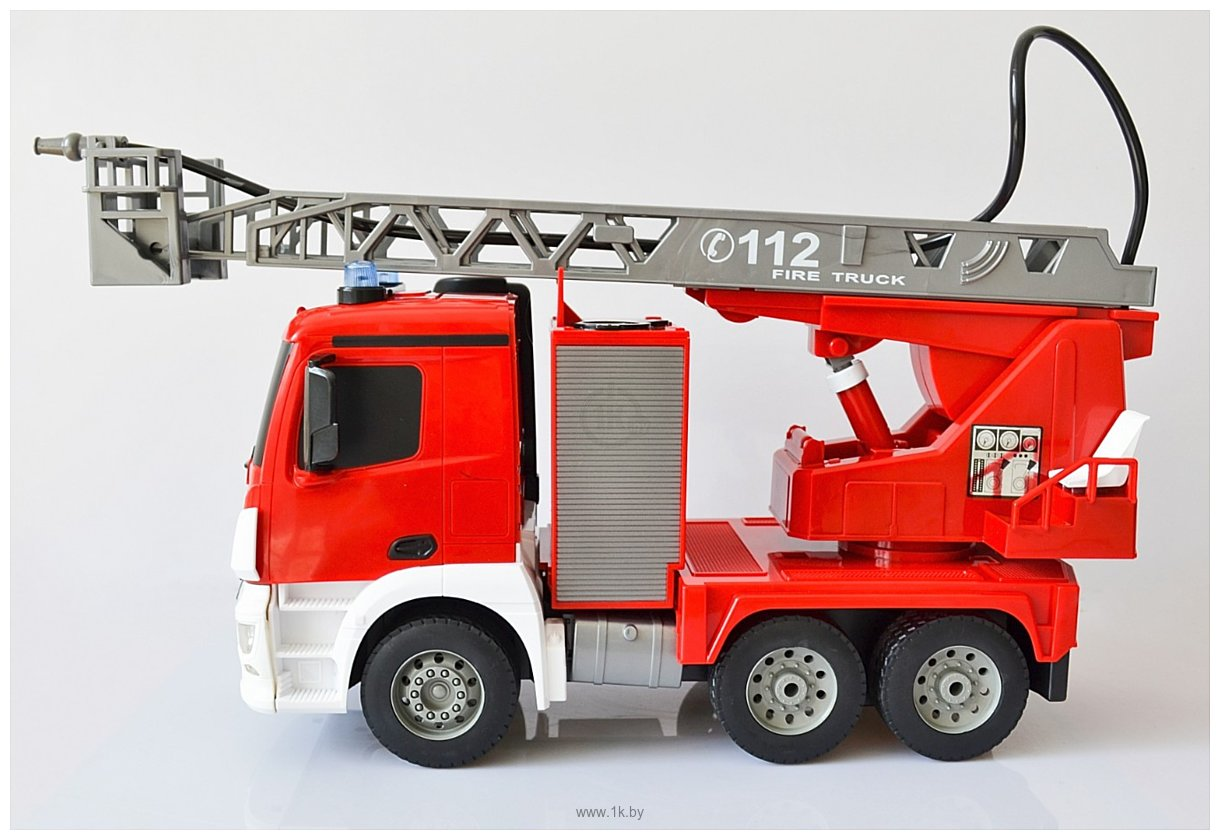 Фотографии Double Eagle Mercedes-Benz Antos Fire Truck (E527-003)