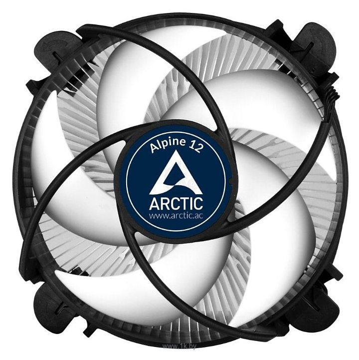Фотографии Arctic Cooling Alpine 12