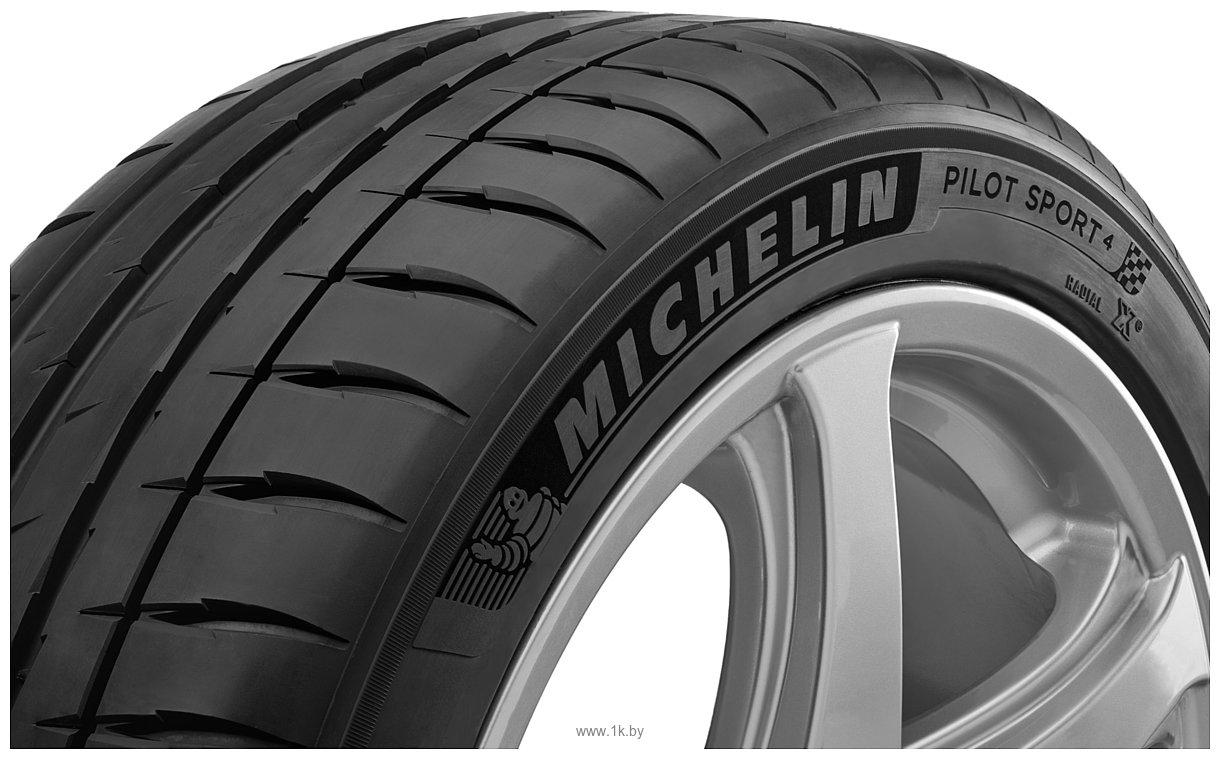 Фотографии Michelin Pilot Sport 4 255/40 R20 101Y RunFlat