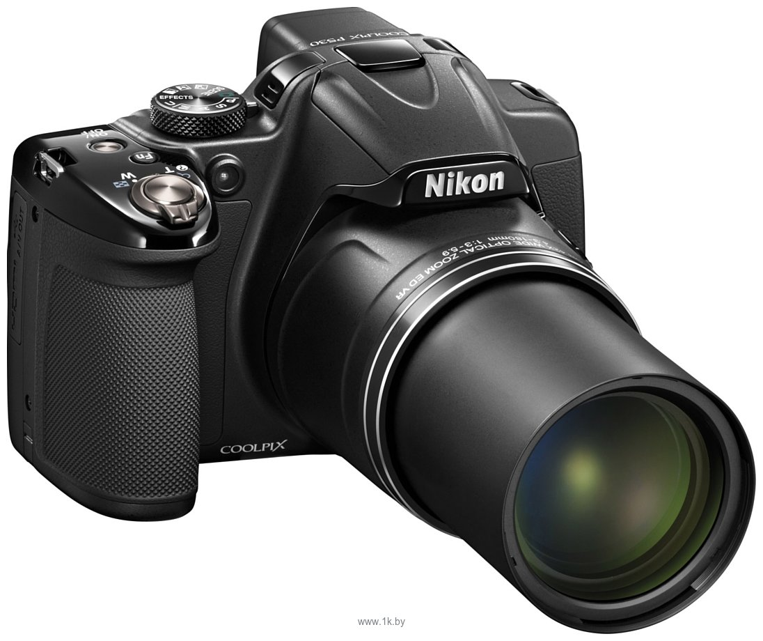 Фотографии Nikon Coolpix P530