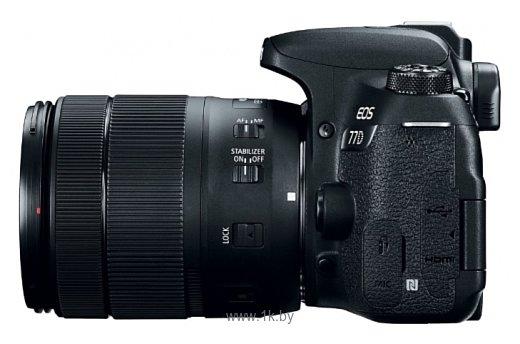Фотографии Canon EOS 77D Kit