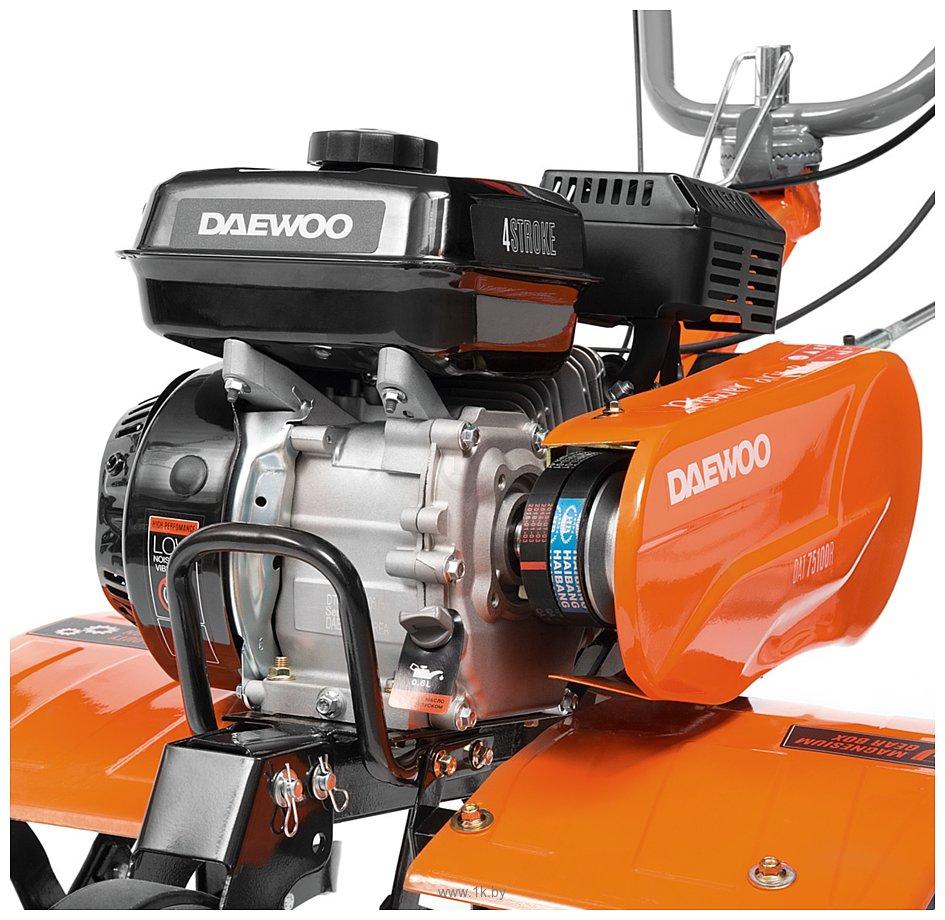Фотографии Daewoo Power DAT 75100R