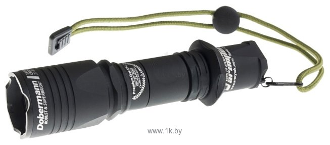 Фотографии Armytek Dobermann XP-E2 (Green)
