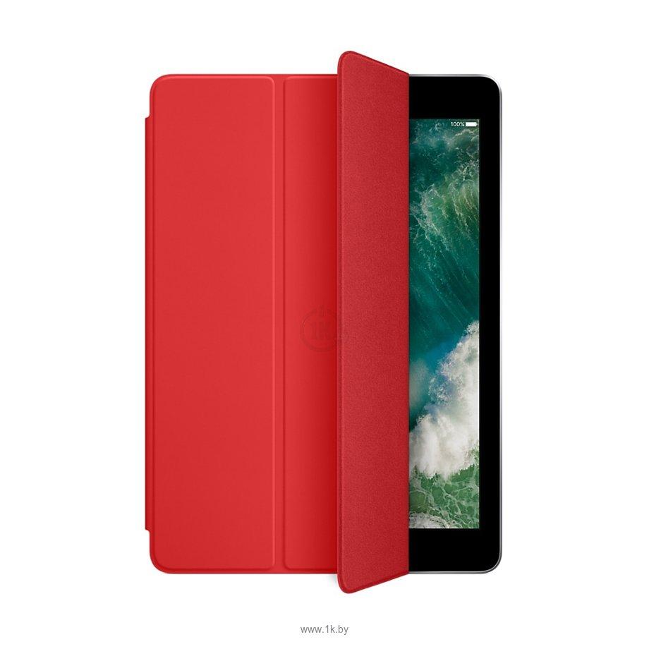 Фотографии Apple Smart Cover for iPad 2017 Red (MQ4N2)