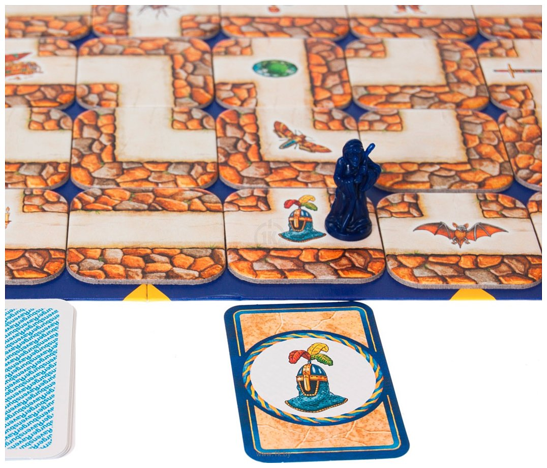 Фотографии Ravensburger The Amazing Labyrinth (Сумасшедший лабиринт)