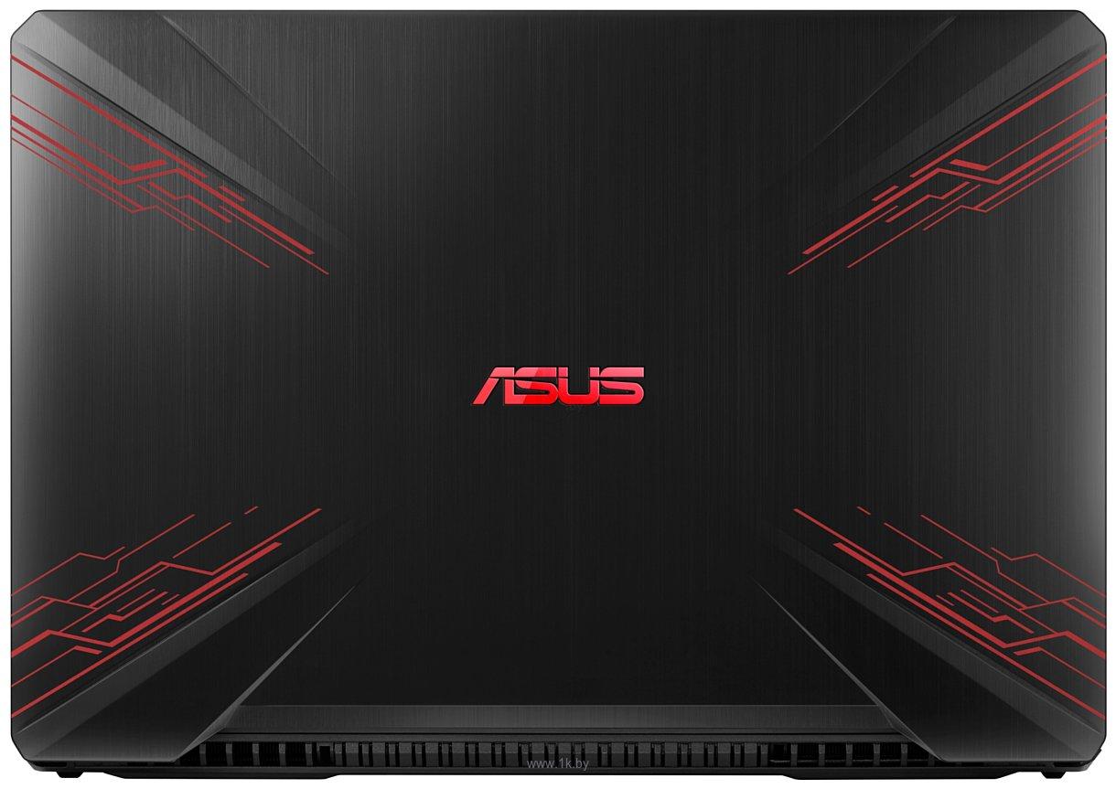 Фотографии ASUS TUF Gaming FX504GD-E41086