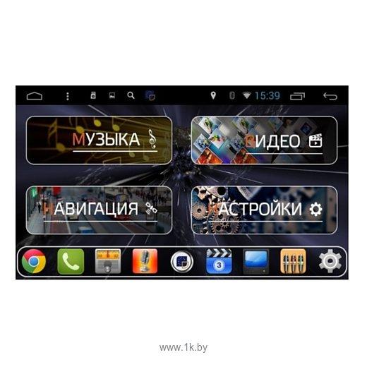 Фотографии Daystar DS-7040HB Toyota Universal NO DVD