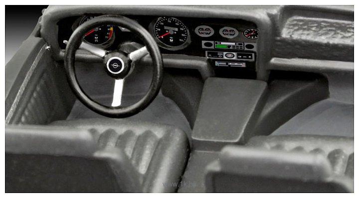 Фотографии Revell 07680 Автомобиль Opel GT
