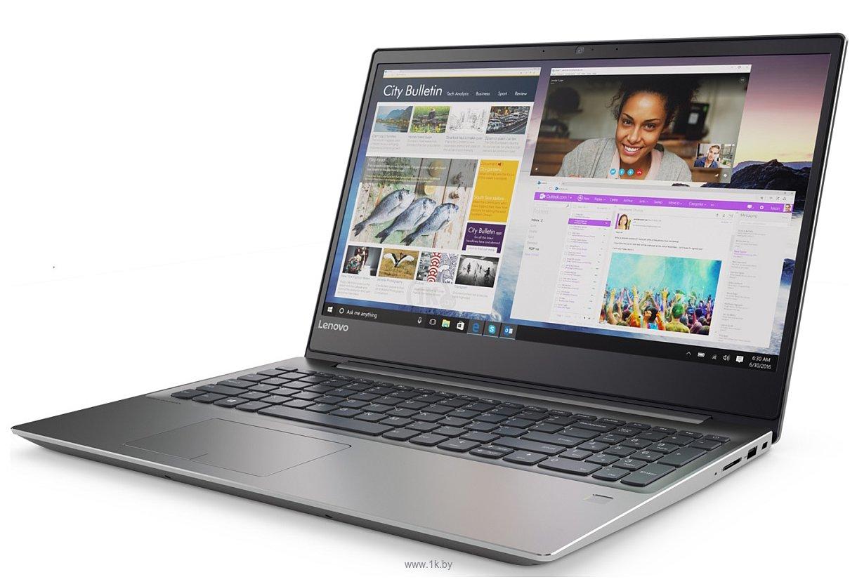 Фотографии Lenovo IdeaPad 720-15IKBR (81C7001SRK)