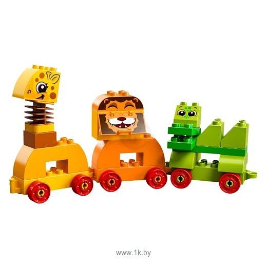 Фотографии LEGO Duplo 10863 Мой первый парад животных