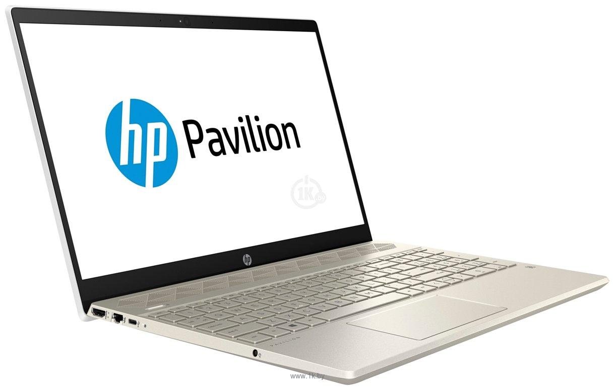 Фотографии HP Pavilion 15-cs0016ur (4GN78EA)