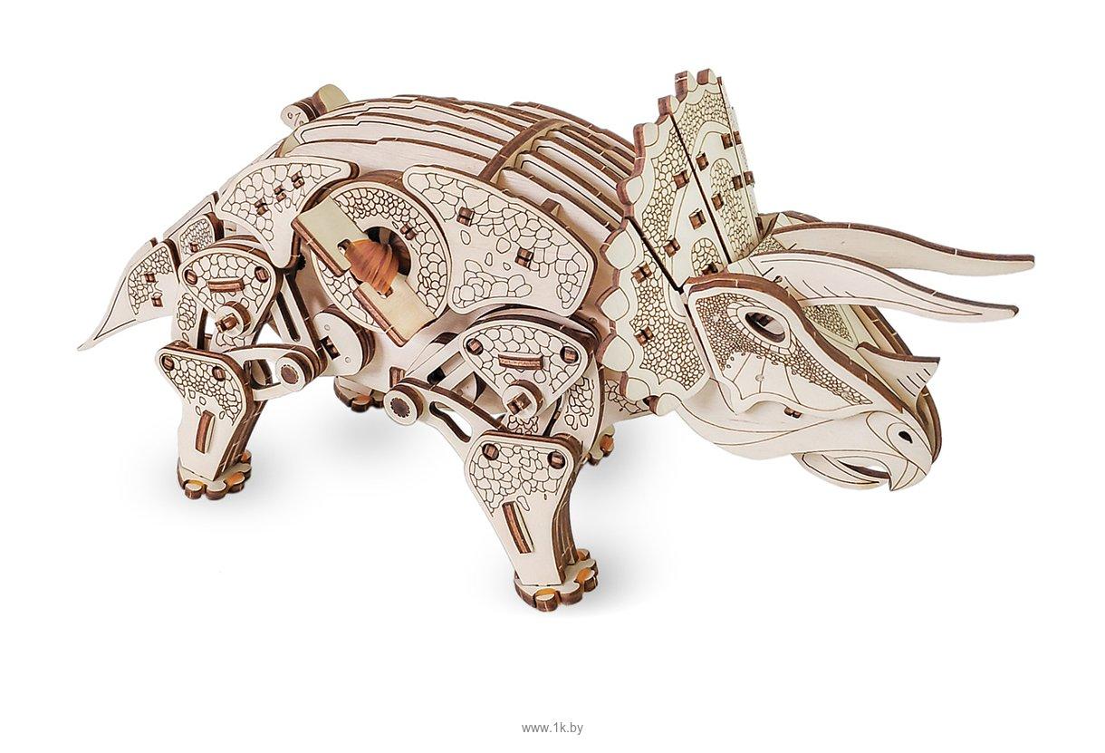 Фотографии Eco-Wood-Art Трицератопс