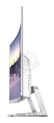 Фотографии HP 27 Curved Display