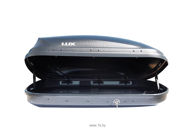 Фотографии LUX Flagman 370L (черный матовый)