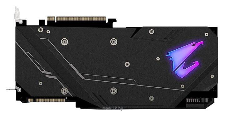 Фотографии GIGABYTE GeForce RTX 2080 SUPER AORUS (GV-N208SAORUS-8GC)