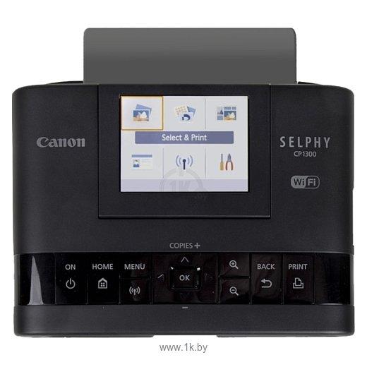 Фотографии Canon SELPHY CP1300