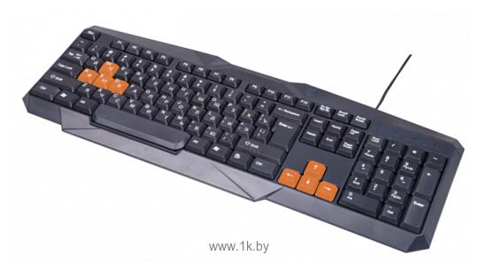 Фотографии Ritmix RKB-152 Black USB