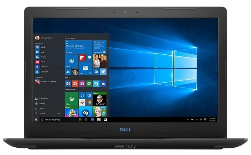 Фотографии Dell G3 15 3579-0199