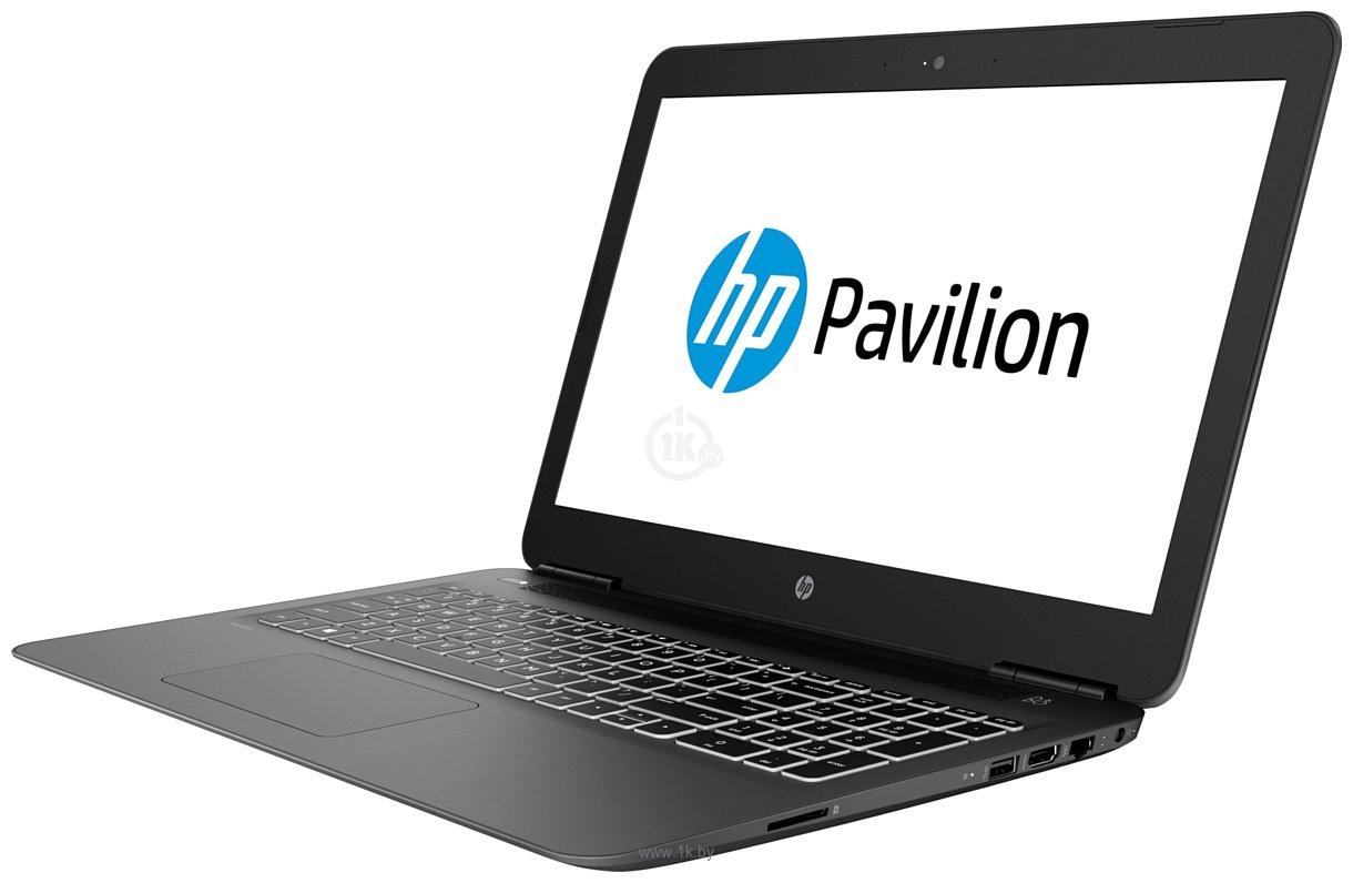 Фотографии HP Pavilion 15-bc408nw (5MK42EA)