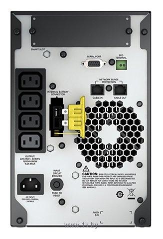 Фотографии APC Smart-UPS RC 1000VA 230V (SRC1000I)