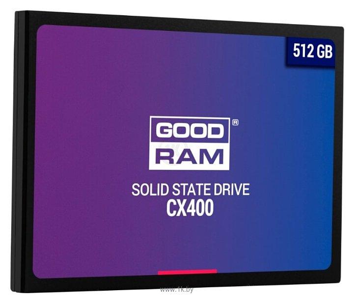 Фотографии GoodRAM SSDPR-CX400-512